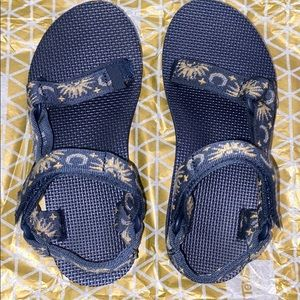 Women's Teva Original Sun and Moon Sandal